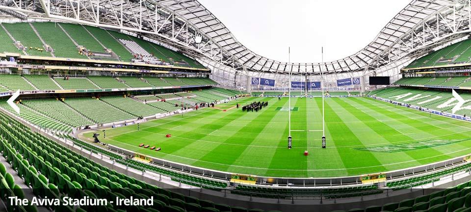 Aviva Stadium - Ireland